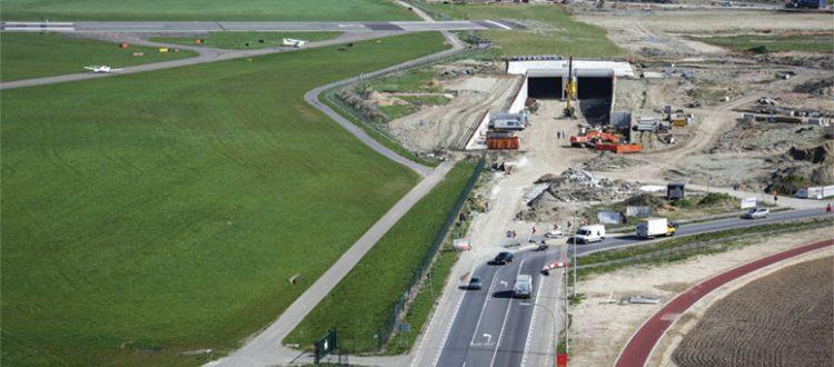 Deurne – Tunnel Krijgsbaan